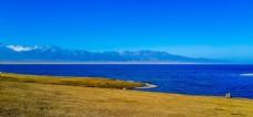 赛里木湖 净海 中国 新疆 博