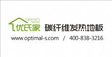 优氏家logo