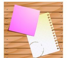 笔记本木纹