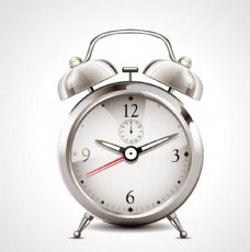 精美闹钟设计矢量素材