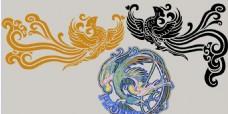 古典 图纹