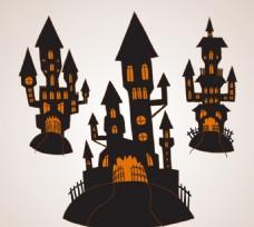 万圣夜城堡设计