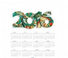 2016年台历