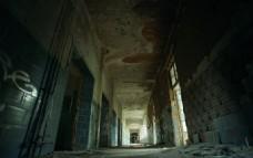 废弃的建筑
