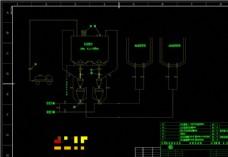 石灰石粉输送系统原理方案图