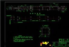 螺旋输送机总图机械图纸