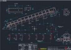 中型板式给料机机械图纸