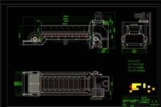 带式输送机机械图纸