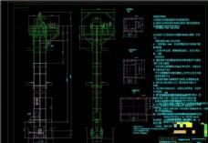 提升机设计素材机械图纸
