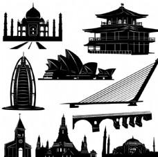 世界各地著名建筑
