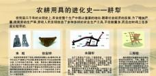 农耕用具的进化史