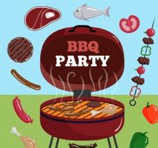 BBQ烧烤派对