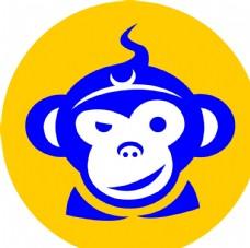 猴标志logo
