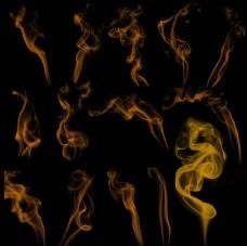 PS免抠烟雾素材集合