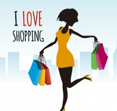 購物的女人