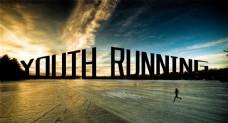 奔跑青春海报
