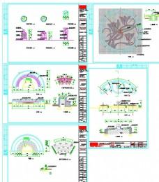 详图CAD景观图纸
