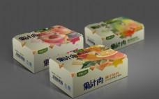 水果罐头包装效果
