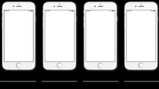 phones 模版