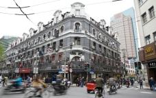 上海街景 上海建筑风景
