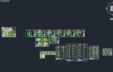 庭院美式四层别墅设计图