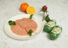 青椒牛肉肠