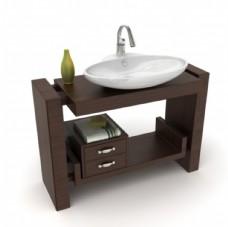 洗手池3D模型