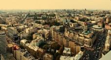 高楼城市群