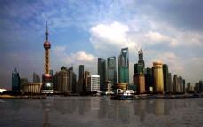 上海 陆家嘴 金融贸易区