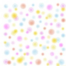 经典花纹 背景底纹 流行花纹