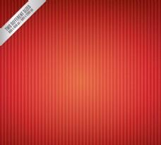 红色竖纹背景