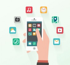 手机应用程序界面